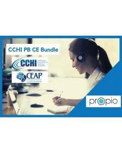 CCHI Performance-Based Continuing Education Bundle